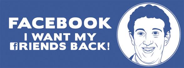 friendless facebook