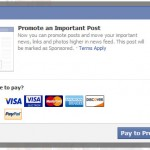 Facebook Promoted Posts? You Gotta Be Kidding Me!