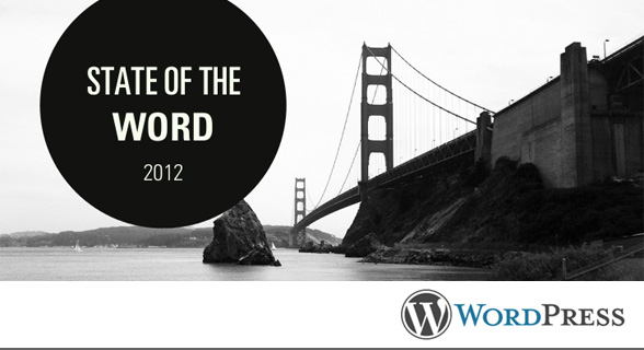 WordPress: State Of The Word 2012, Part 2