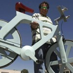 Pedalling Cardboard: Cheap Bike Gets It Right