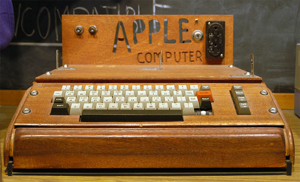 The Apple I: Hand-Crafted Coding Machine