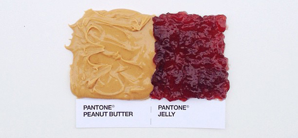 Pantone Pairings: Two Great Tastes, Together