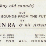 Sun Ra's Cosmic Business Cards